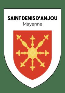 Logo Saint Denis d'Anjou